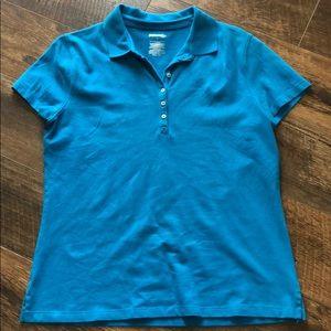 St. John Bay polo shirt